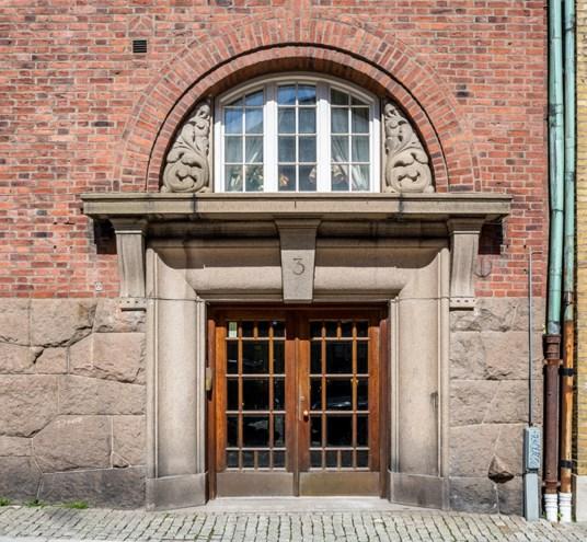 Viktor Rydbergsgatan tre